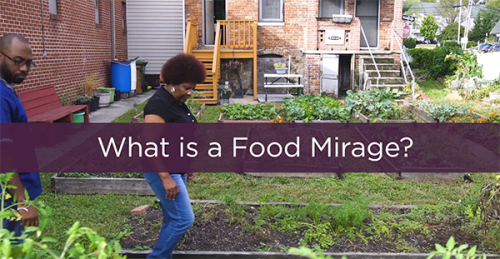 What is a Food Mirage
